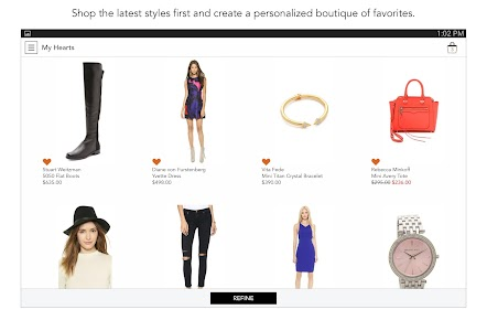 SHOPBOP - Women's Fashion screenshot 9