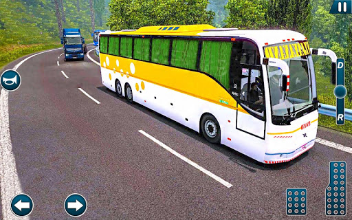 City Coach Bus Driving Simulator 3D: City Bus Game 1.0 screenshots 14