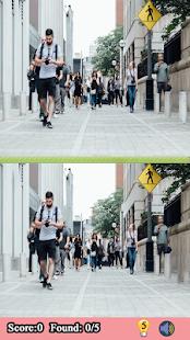 Rozdíl 2 obrázků - náhled