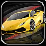 Crazy Car Racer 3D Icon