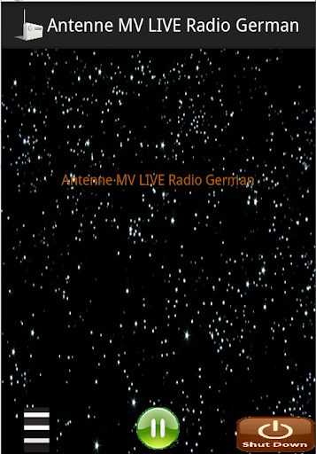 Antenne MV LIVE Radio German