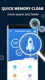 Quick Memory Clean - náhled