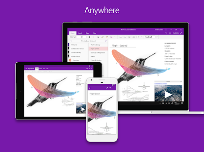 OneNote Screenshot