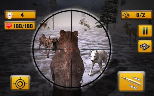 Wild Animal Shooting  screenshots 23