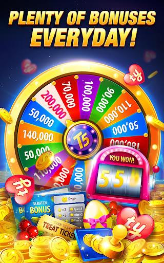 Take5 Free Slots u2013 Real Vegas Casino  gameplay | by HackJr.Pw 14
