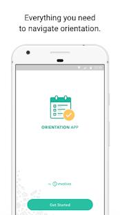 Orientation App - náhled