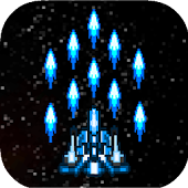 Galaxy Assault Force - Arcade shooting game/shmup