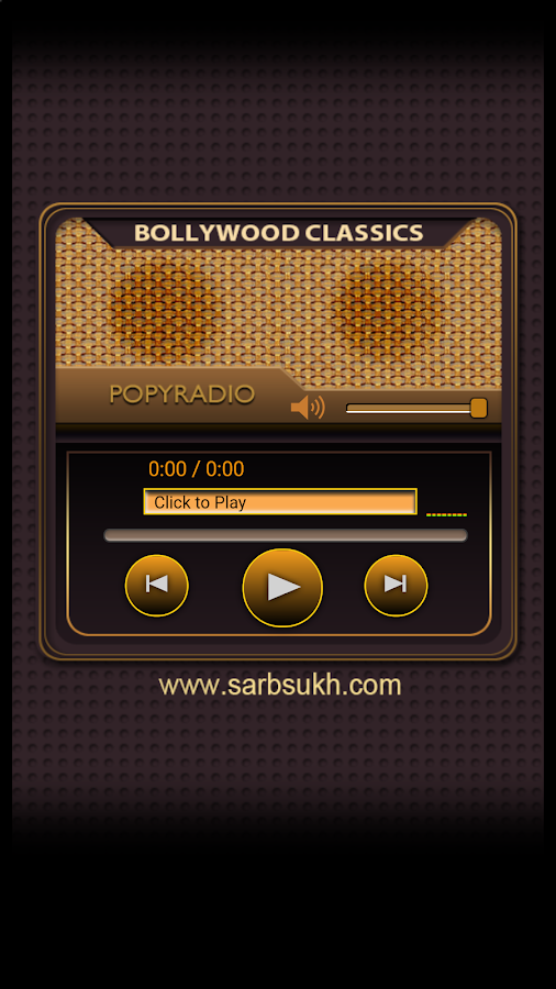 Radio Bollywood Old Songs- screenshot