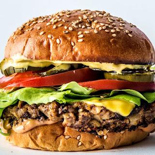 Ultimate Veggie Burger.