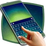 Green Gradient Keyboard Theme APK icon