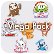WAStickerApps - Mega Pack