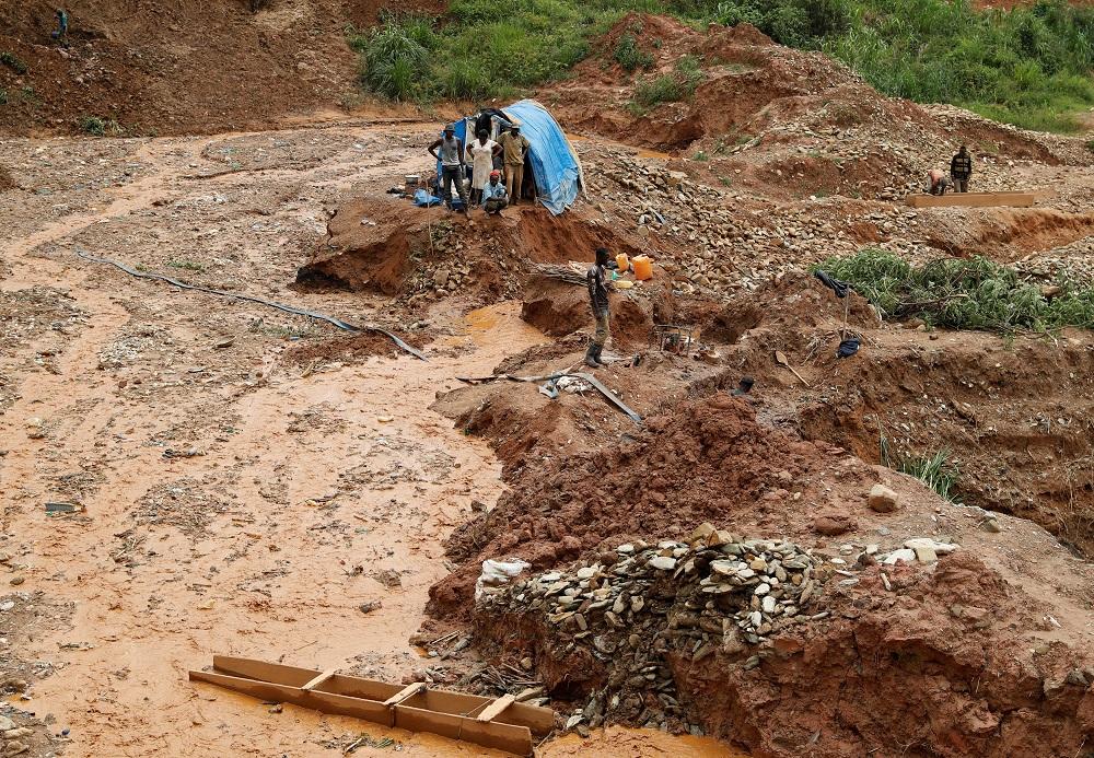 Congo mine attack kills three Chinese nationals