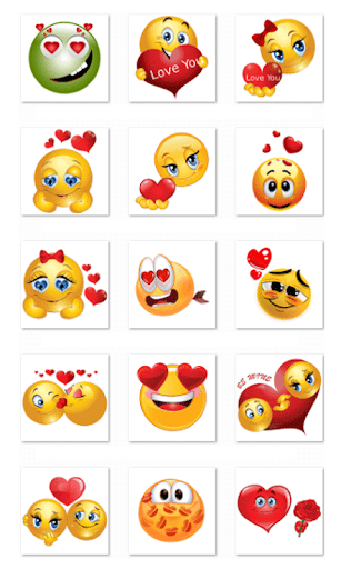 Chat Me Emoticons