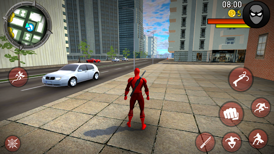 POWER SPIDER – Ultimate Superhero MOD (Free Purchase) 3