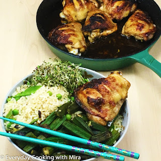 Chicken Thighs Japanese Recipes.