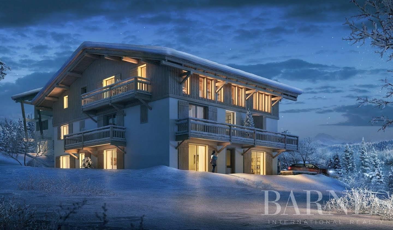 Apartment with terrace Demi-Quartier