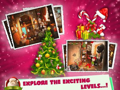 Christmas Santa Hidden Objects - náhled