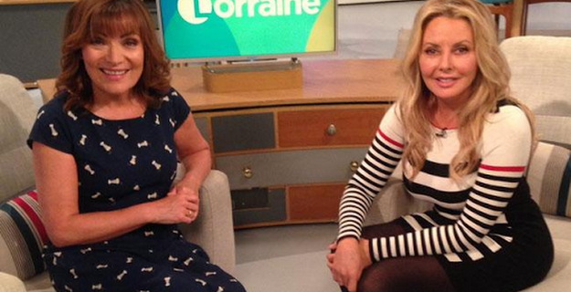Carol Vorderman admits the menopause left her suicidal