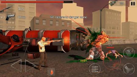 The Zombie: Gundead 1.0.12 screenshot 138106