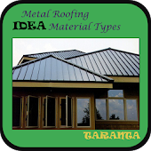 Metal Roofing Material Types