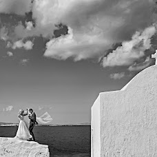 Wedding photographer Prokopis Manousopoulos (manousopoulos). Photo of 13.01.2018