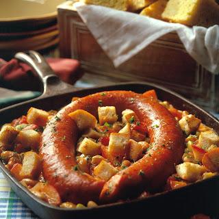Smoked Sausage Skillet Recipes.