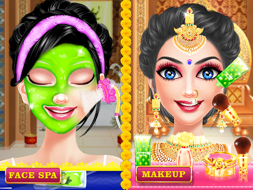 Indian Makeup and Dressup  screenshots EasyGameCheats.pro 2