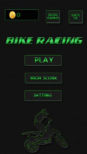 Highway Bike Race  3D Screenshot