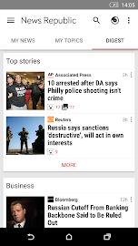 News Republic – Breaking news Screenshot 6