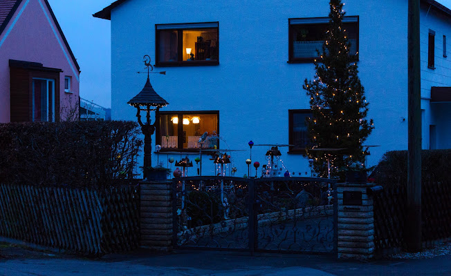 Casa del Natale di Blondphoto