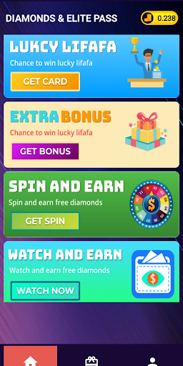 Free Diamonds And Elite Pass screenshot 1