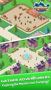 Idle Dungeon Village Tycoon – Adventurer Village  Apk Download For Android and Iphone 3