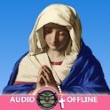 Holy Rosary With Audio icon