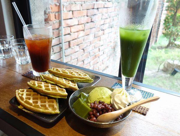南島夢遊咖啡店(民宿)隱密巷弄內很好呆坐的鬆餅 輕食小店