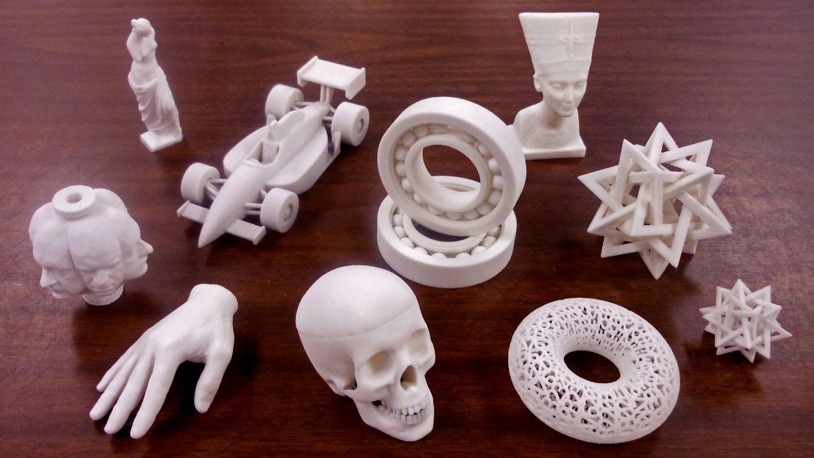Обзор лучших ресурсов с бесплатными 3D-моделями для печати