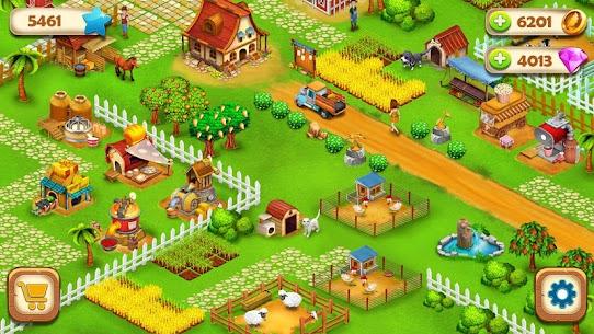Paradise Hay Farm Island MOD (Unlimited Money) 4