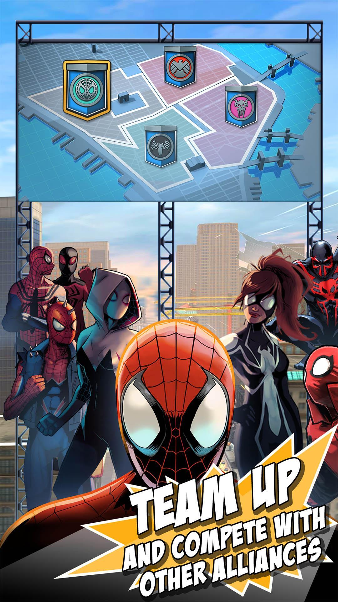 Spider-Man Unlimited screenshot #5