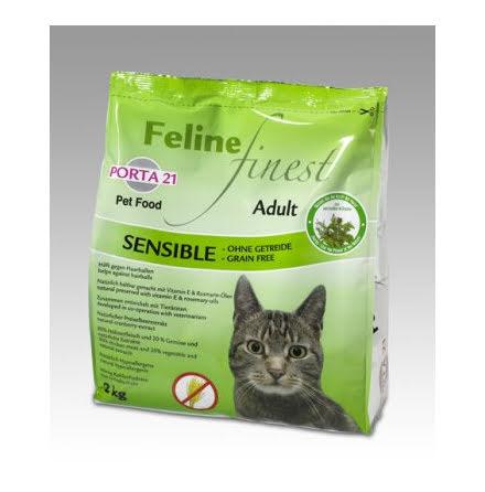 Porta 21 Feline Finest Adult Sensible 2kg 6-Pack