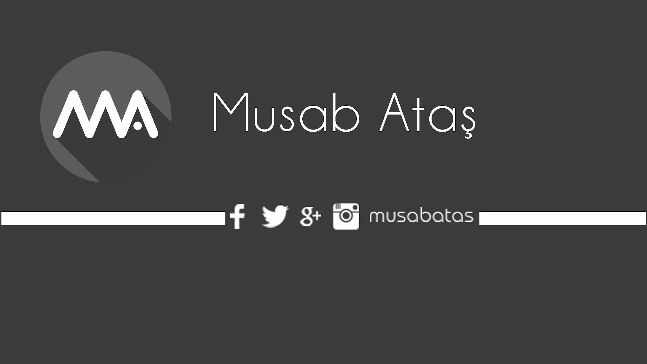 Musab Ataş
