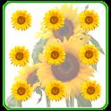 Sunflower Pattern Screen Lock icon
