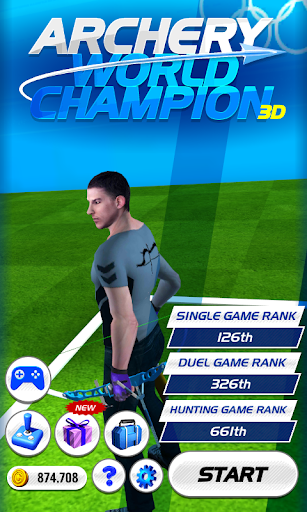 Archery World Champion 3D Screenshot