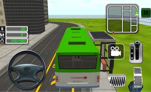 Real Bus Driving Simulator 3.9 screenshots 4