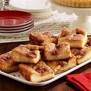 PAM® Sopapilla Cheesecake Pie.