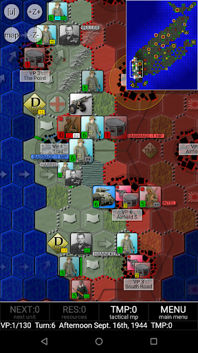 Screenshot for Battle of Peleliu 1944 in United States Play Store
