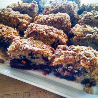 Gluten Free Blueberry-Almond Coffee Cake Recipe