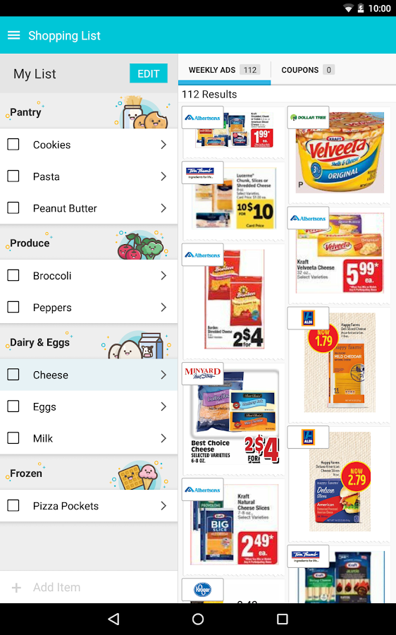 Flipp - Weekly Ads & Coupons- screenshot