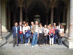 Photo: 03/10/2014 - Visita di cittadini a Palazzo Lascaris.