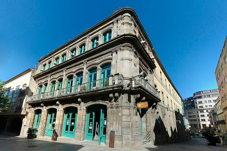 Foto Biblioteca Pública de Vigo Juan Compañel 1