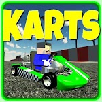 Karts 3D Masters Game Icon