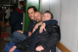 Photo: Mattia Pazzaglia,  Niki Scudier, Alessio Del Marco
